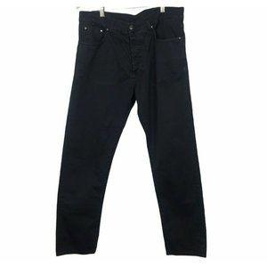 Isaia Gray Jeans 36 x 30 Mens Made in Italy 52 EU
